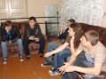 Интервью с группой Znaki
