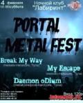 PORTAL METALL FEST