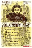 J.DILLA Tribute Night