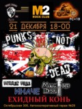 PUNKS NOT DEAD панк-фест