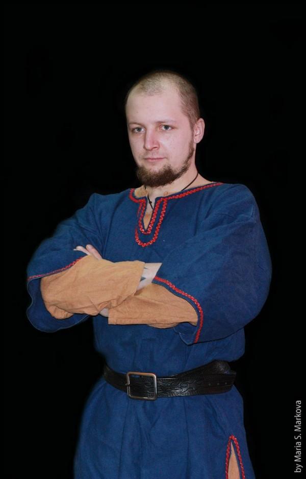 """Максим Котенев - группа """"Вереск"""", бас, вокал"""