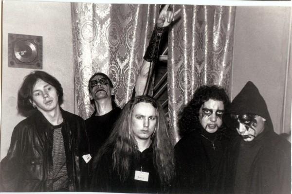 2000 год. Первый концерт группы Tremor