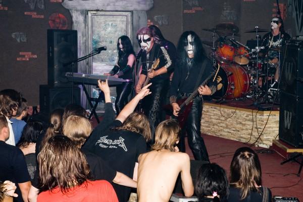2009 год. Концерт группы Тремор