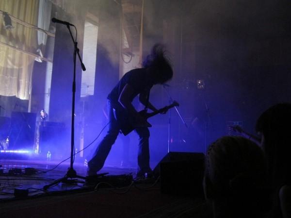Necrotic Effect на Международном фестивале Tula Storm 2011