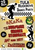 TULA RUDEBOYS DANCE PARTY