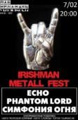 IRISHMAN METALL FEST