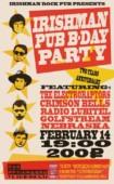 Irishman Pub B-Day Party