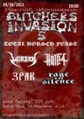 The Butchers Invasion vol.5