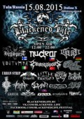 BLACKENED LIFE FEST — 2015