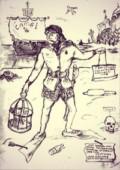Ласты Колумба в Туле