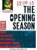 THE OPENING SEASON в Туле