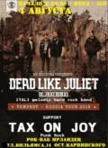 Dead Like Juliet в Туле